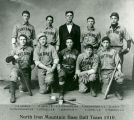 North Iron Mountain Baseball Team