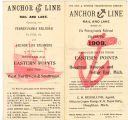 Rail and lake rates for 1909