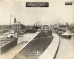 Lower approach to locks, 1915