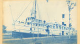 "Steamer Vessel """"Artic"""""