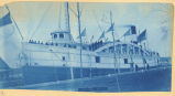 "Steamer Vessel """"Empire State"""""