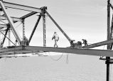 Finishing up roadway span